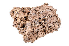 Pumice stone Stock Photography