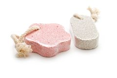 Pumice stones Royalty Free Stock Photography