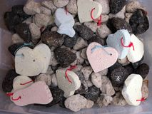 Pumice Stones, Athens Royalty Free Stock Photos