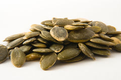 Pumkin seeds Royalty Free Stock Photography