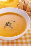 Pumkin soup Stock Photo