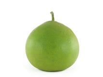 Pummelo. Fruit on white background Royalty Free Stock Photo