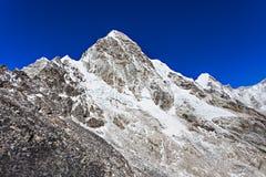 Pumori mountain, Himalaya Stock Images
