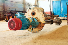 Pump. Royalty Free Stock Photos