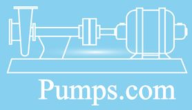 Pump cover Royalty Free Stock Image