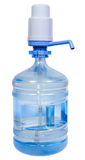 Pump Dispenser on 5 Gallon Drinking Water bottle Stock Photography