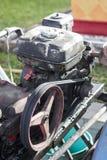 Pump engine parts Stock Images