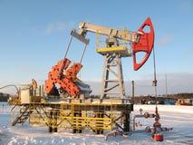 pump för 9 stålar Royaltyfri Fotografi