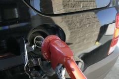 pump för gasdysa royaltyfri fotografi