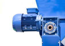 Pump of grinding mill Stock Images