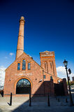 The Pump House in Liverpool Stock Photo