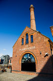 The Pump House in Liverpool Stock Photos