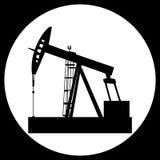 Pump Jack Oil Crane Stock Photos