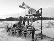 Pump jack Stock Photos