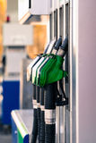 Pump nozzles Royalty Free Stock Image