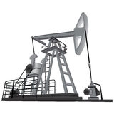 Pump for oil Stock Images