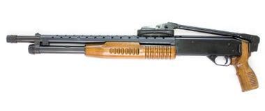 Pump rifle Royalty Free Stock Photos
