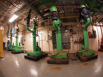 Pump Room Royalty Free Stock Image
