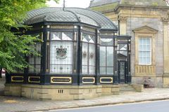 Pump Room Museum, Harrogate Royalty Free Stock Image