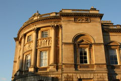 The Pump Rooms, Bath, England. The Pump Rooms in Bath, England Royalty Free Stock Image