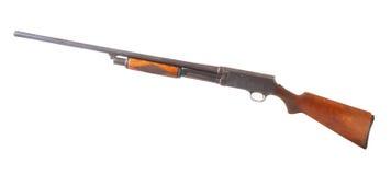 Pump shotgun Royalty Free Stock Images