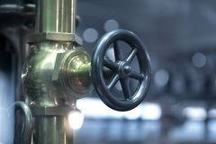 Pump valve Stock Images