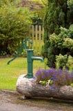 pump vatten Royaltyfri Bild