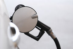 pumpa för gas Royaltyfri Foto