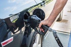 pumpa för gas Royaltyfri Bild