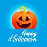 Pumpa och halloween Banerförsäljning för ferie Arkivbild