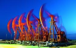 Pumpanlage Lizenzfreie Stockfotos