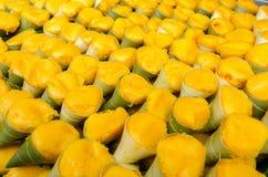 Pumpapudding Royaltyfria Bilder