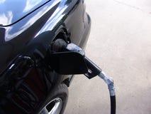 Pumpendes Gas Lizenzfreies Stockbild