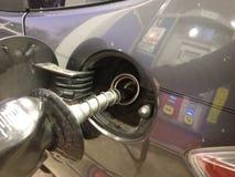 Pumpendes Gas Stockfotos