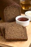 Pumpernickel Dark Rye Bread Royalty Free Stock Image