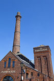 The Pumphouse in Liverpool. The Pumphouse situated on Albert Dock in Liverpool, England Stock Photos