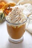 Pumpin latte Stock Photography