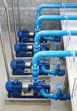 Pumping station Stock Photos