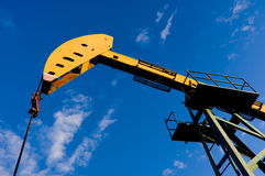 Pumping unit Royalty Free Stock Images