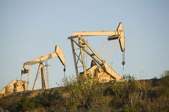 Pumpjack 11 Stock Photography