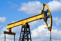 Pumpjack Images stock