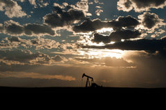 Pumpjack Stock Images