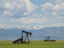 Pumpjack Royalty Free Stock Image