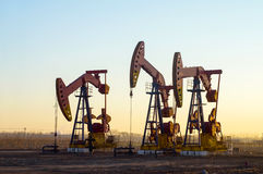 Free Pumpjack Royalty Free Stock Photography - 30641817