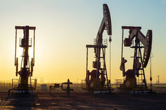 Free Pumpjack Stock Photo - 30641840
