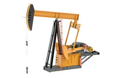 Pumpjack Stock Photos