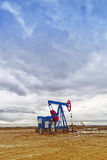 Pumpjack Oil Pump Stock Photography