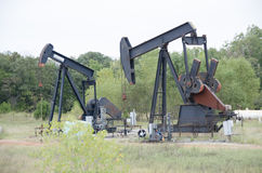 Pumpjack Royalty Free Stock Images