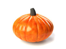 Pumpkin. Isolated on white background royalty free illustration