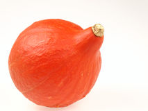 Pumpkin. Seasonal vegetables presented on a white background Stock Photo
